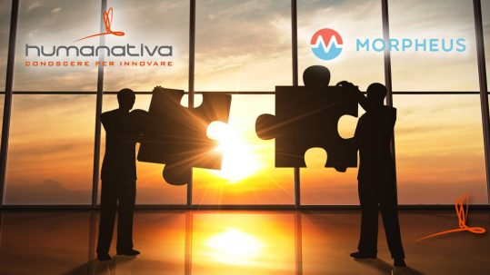 Humanativa Group partnership con Morpheus Data