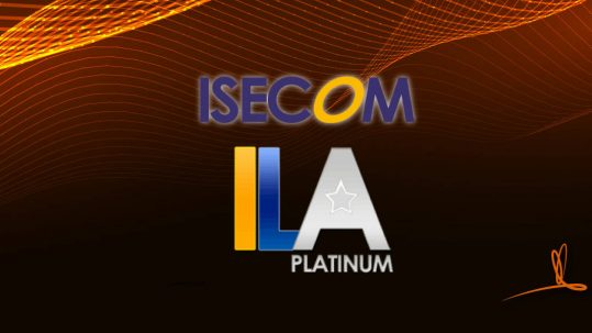 ISECOM Licensed Auditor (ILA) di livello Platinum
